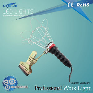 2014 New Design Metal Clip Work Light (HL-LA0304)