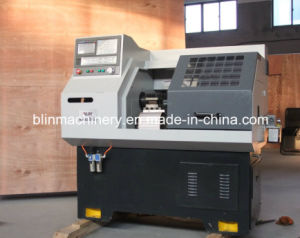 Small Mini Flat Bed CNC Metal Lathe (BL-Q6125) (CE, ISO) pictures & photos