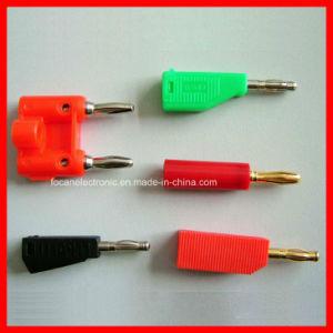 4mm Banana Plug, Banana Jack, Banana Connector, Banana Adapter, Binding Post pictures & photos