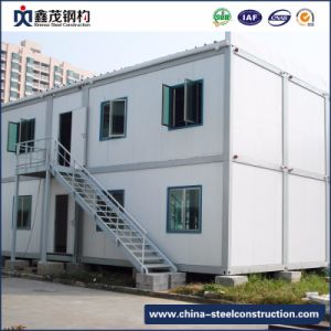Economic Flatpack 40FT Container House as Customer Requirement pictures & photos