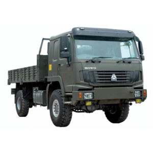 Hot Sale HOWO Cargo Truck of 4*2 pictures & photos