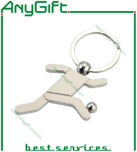 Zinc Alloy Keyring with Customized Logo pictures & photos