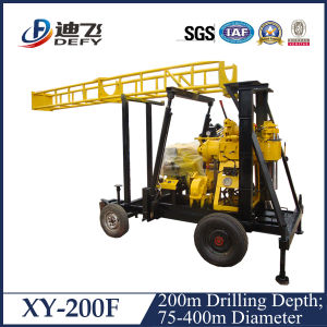 Portable Core Drilling Rig for Sale pictures & photos