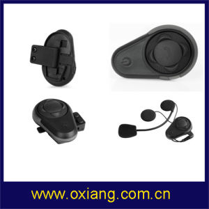 Motorbike Helmet Bluetooth Headset with 500 Meters Direct Full-Duplex Intercom pictures & photos