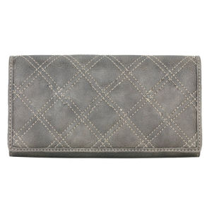 Trend Style Checkered Clutch Bag Leather Handbags (LDO-160964) pictures & photos
