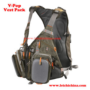 Wholesale High Quality Fishing V-Pop Vest Pack pictures & photos