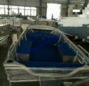 Custormized Aluminum Fishing Boat pictures & photos