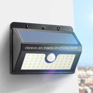 2017 New Solar Powered Outdoor Motion Sensor Security Light for Garden (RS2015) pictures & photos