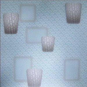 Waterproof Plastic Interior 3D Panel for Wall / Ceiling Decoration pictures & photos
