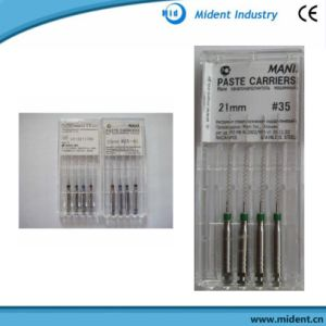 Dental Paste Carriers Endo Rotary File pictures & photos
