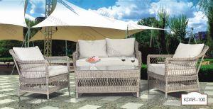 Garden / Wicker/ Rattan/ Outdoor/ Patio Furniture (KDAR-100)