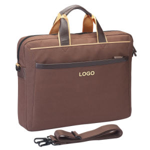 Business Shoulder Messenger Laptop Bag for Promotion pictures & photos
