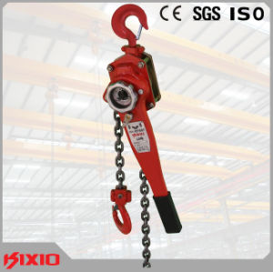 1.5 Ton Heavy Duty Overload Limited Manual Lever Hoist pictures & photos
