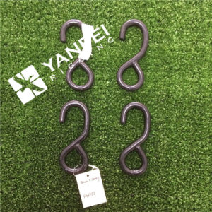 1800lbs Black Coated S Hook for Lashing Belt pictures & photos