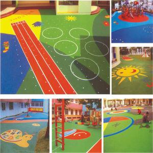 EVA Interlocking Children Foam Floor Play Mat Tel0587-2