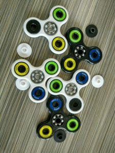 Fidget Spinner Bearing 608zz Deep Groove Ball Bearing