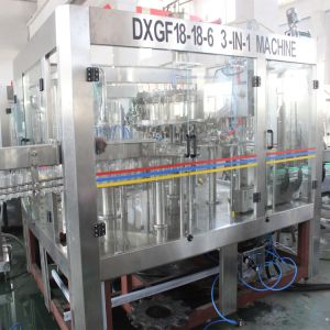 Cola Soft Gas Drinks Making Filling Equipment pictures & photos