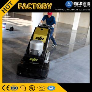 Approved 220V/380V Electric Motor Concrete Grinding Machine with Vacuum Cleaner for Sale pictures & photos
