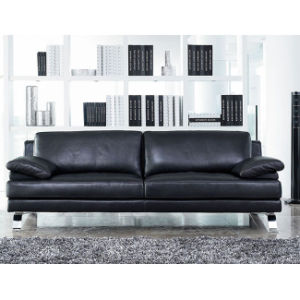 Modern European Leather Sofa for Living Room S8028 pictures & photos