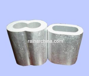 Structure Duplex Aluminum Sleeves for Wire Rope