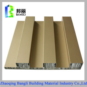 Aluminum Honeycomb Sheet Sandwich Panel Exterior and Interior Walls Panel pictures & photos