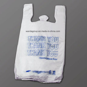 Custom Order HDPE LDPE T Shirt Packaging Bag pictures & photos