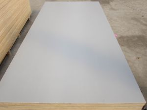 Hight Quality Melamine MDF for Furniture, Furniture MDF, Decorative MDF, AA Grade MDF pictures & photos