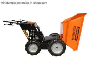 Gorden Supplier of Ce Cetificate Power Barrow Garden Loader Mini Dumper pictures & photos