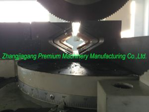 Big Tube Automatic Pipe Cutting Machine Plm-Qg425CNC pictures & photos
