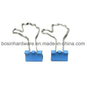 Hand Shape Metal Binder Clips pictures & photos