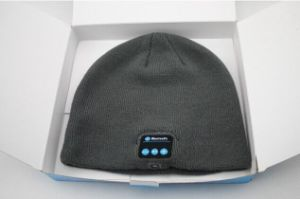 Bluetooth Hats Winter Warm Wireless Bluetooth Music Caps Manufacturers pictures & photos