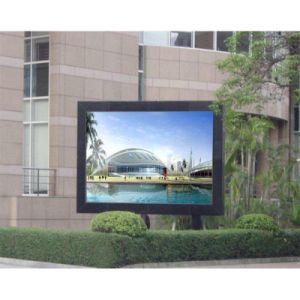 Outdoor P6 LED Display Screen Board for Advertising pictures & photos