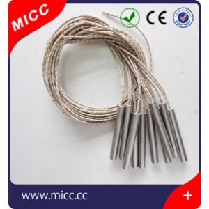 Micc Inside Flexible Wire 12V Stainless Steel Cartridge Heaters pictures & photos