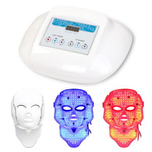 PDT Photon LED Facial Mask Skin Rejuvenation LED Light Making Machine for Skin Beauty pictures & photos