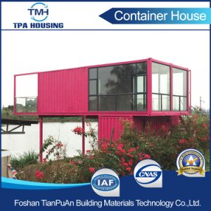 Highest Level Eco Friendly Prefabricated Container House in Modular Design pictures & photos