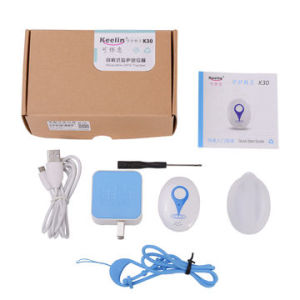 Wearable GPS Tracker with Sos Phone Call, Lbs, WiFi Location for Personal Tracking pictures & photos
