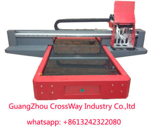 Glass Wood Acrylic PVC Direct UV Flatbed Printing Machine 6090