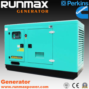 100kw (125kVA) Soundproof Diesel Generator (RM100P2) pictures & photos