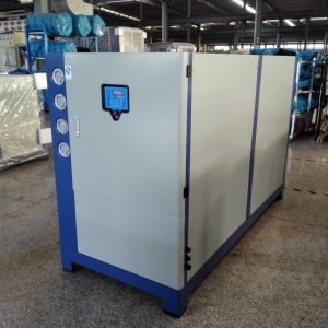 2013 New Design Water Cooled-Flooded Type Chiller (enery saving 35%) pictures & photos