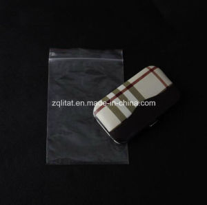 Transparent LDPE Zipper Bag pictures & photos