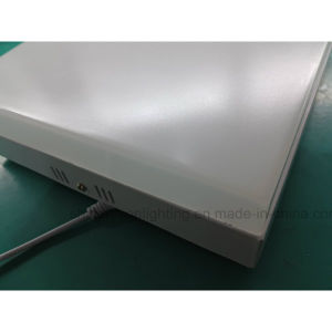 Square 24W Backlit LED Panel Light for Surface pictures & photos