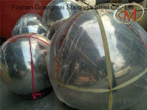 Stainless Steel Ball with Good Quality (Round Ball) pictures & photos