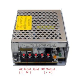 Switching Mode Indoor LED Power Supply 35W Eldv-12e35b pictures & photos