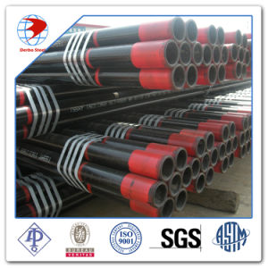 9 5/8inch API 5CT J55 36lbs/F Range III Btc Thread with Coupling Casing Pipe pictures & photos