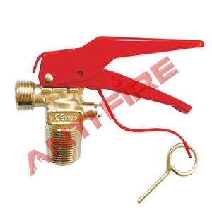 CO2 Fire Extinguisher Valve pictures & photos