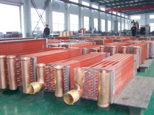 Specializing in The Production of Condenser, Evaporator Refrigertion Parts pictures & photos