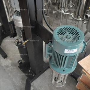 Hydraulic Lifting High Shear Emulsifier pictures & photos