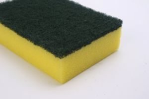 Compressed Magic Melamine Cleaning Sponge Manufacturer Factory pictures & photos