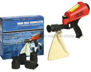 990L Industrial Sandblast Cabinet Air Tool Gloves Sand Blaster pictures & photos