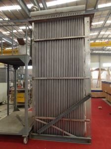ASME/Ce-PED Approved Tube Frame Heat Exchanger